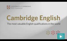 Cambridge English tests