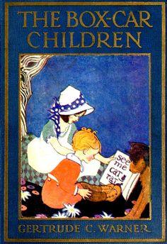 The Project Gutenberg eBook of The Box-car Children, by Gertrude Chandler Warner.