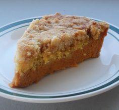 Yum... I'd Pinch That! | Pumpkin Pie Crumble