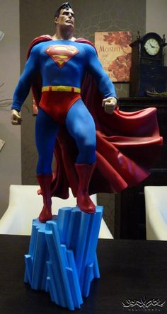 [SIDESHOW] Superman Exclusive Premium Format Statue Review