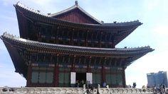 نگاره من و کره  قصر جومونگ
