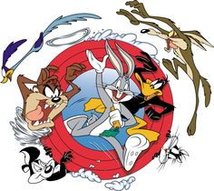 Looney Tunes have some of the Best cartoons ever created!