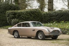 1967 Aston Martin DB6 Sports Saloon £150,000 - 180,000