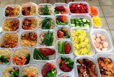 """The Paleo diet plan can be simple if you do a little Paleo Meal Prep one day of the week and make the whole week ahead a """"heat and eat"""" kind of week. Paleo Meal Prep, Paleo Diet Plan, Easy Meal Prep, Easy Meals, Food Prep, Paleo Food, Freezer Meals, Clean Eating Recipes, Healthy Dinner Recipes"""
