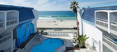 Pacific Beach Hotels | Blue Sea Beach Hotel - Official Website | San Diego Hotels On The Beach