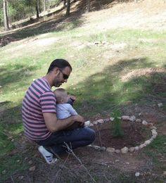 Familias de recién nacidos plantarán el sábado árboles en El Valle en el programa 'Bosques para la salud'