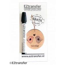 EZtransfer - makkelijk transfers maken Shops, Markers, Mixed Media, Diy, Paper, Hobbies, Carton Box, Tents, Sharpies