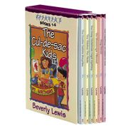 Cul-De-Sac Kids, Volumes 1-6   -               By: Beverly Lewis      CHIRSTMAS ideas for BOYS (6yrs)