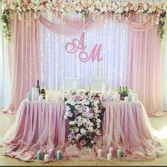 Put gold instead of silver in back ground « Mutter ADS Wedding Draping, Wedding Reception Backdrop, Wedding Table, Diy Wedding, Dream Wedding, Wedding Hall Decorations, Quince Decorations, Backdrop Decorations, Bride Groom Table