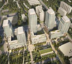 M2M Condos - Aoyuan Property Holdings North York