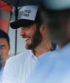 Chris ❤️ Evans in action on the first day of the Mission Hills Celebrity Pro-Am, on the southern Chinese island of Hainan, on October