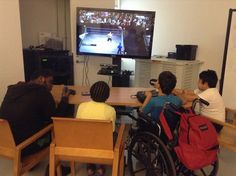 Inclusive gaming at Brooklyn Public Library.