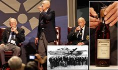 WWII Doolittle Raiders make final toast---I'm deeply grateful they chose to allow America to watch their final reunion.