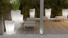 how to create winter garden with light flower pots terraform.pl?Tips