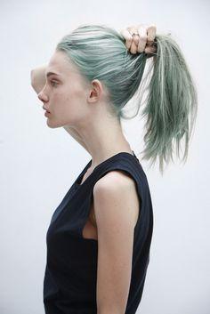 Model Marnie Harris