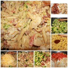 2 Pasta, Food And Drink, Chicken, Meat, December, Christmas, Yule, Xmas, Navidad