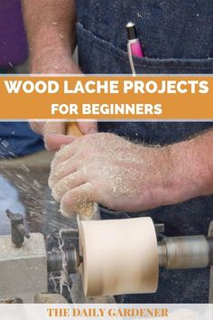 9 Wood Lathe Projects for Beginners Diy Wooden Projects, Lathe Projects, Wood Turning Projects, Woodworking Projects Diy, Diy Lathe, Woodworking Lathe, Diy Welding, Welding Ideas, Wood Turning Blanks