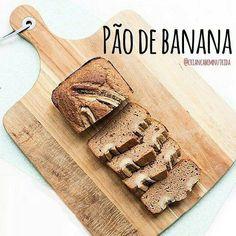 Olha que #receita saudável e deliciosa para nossas crianças  #Repost @criancabemnutrida with @repostapp Vamos aprender uma receitas super fácil e nutritiva. Essa receita também pode ser congelada. . Pão de banana Ingredientes - 3 grandes bananas maduras - 2 colheres de sopa de Óleo de coco ou manteiga ghee - 180g de iogurte integral caseiro - 2 ovos - 1 colher de chá de essência de baunilha - 200g (15 xícaras) de farinha de aveia - 1 colher de chá de canela - 1 colher de chá de fermento em…