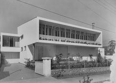 João Batista Vilanova Artigas 1915-1985 | Casa Benedito Levi, São Paulo -SP, 1949