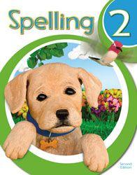 Spelling 2 - BJU Press