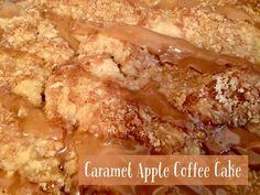 Caramel Apple Coffee Cake  http://www.momspantrykitchen.com/caramel-apple-coffee-cake.html