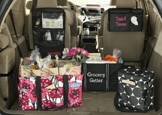 Thirty-One Gifts allows you to breathe a sigh of relief with these stylish organizing products. #ThirtyOneGifts #ThirtyOne #Personalization