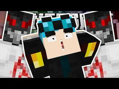 The Diamond Minecart | Minecraft | DESTROY THE TIME MACHINE!! (Scary Blocks #2) - YouTube