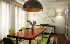Cozy Dining Room Decorations