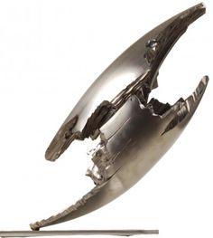 Guillaume Roche, Art, Sculpture, Inox, Stainless Steel, 35 cm