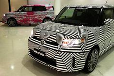 The Toyota Rukus.