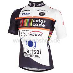 COLOR CODE - BIOWANZE Short Sleeve Jersey 2013