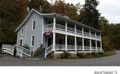 $499,999 ~Built in 1856 - 64 Highland Creek Dr, Marshall, NC 28753
