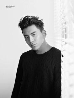 Wang Ta Lu para Men's Folio Singapur Junio/Julio 2016