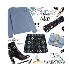 """""""Monday Chic!!!"""" by pisces7 ❤ liked on Polyvore"""