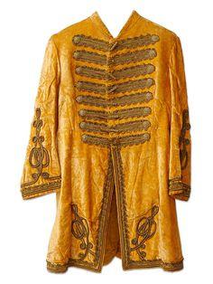 Kostuum van Fakir Josmah