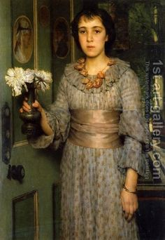 Sir Lawrence Alma-Tadema:Anna Alma-Tadema