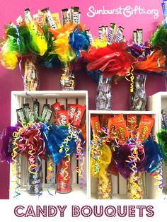 A Candy Bouquet for Any Occasion