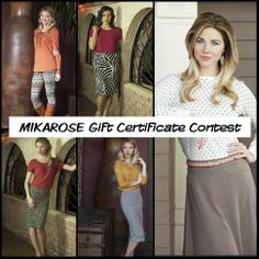 Want to win a $25 gift certificate to MIKAROSE? Here are the steps to ENTER!  1. Follow us on PINTEREST  2. Repin this photo: http://www.pinterest.com/pin/109282728431986277/  3. Comment on the PIN what you LOVE about MIKAROSE!     Contest ends February 4, 2014 12 noon MST. Winner will be announced on the blog. www.mikarose.com/blog