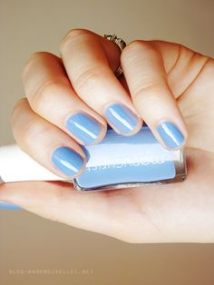 Manucurist Bleu n1
