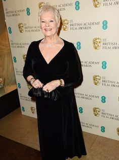 Skyfall actor and James Bond stalwart Dame Judi Dench arrives at the EE British Academy Film Awards at the Royal Opera House. Film Academy, British Academy Film Awards, The Baftas, Lady Macbeth, Judi Dench, Shakespeare Plays, Celebs, Celebrities, Picture Photo