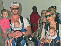 Chris Hemsworth Admits Marriage Strain | Hot Moms Club