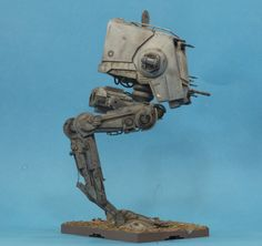 AT-ST, Bandai 1/48 by Janne.S