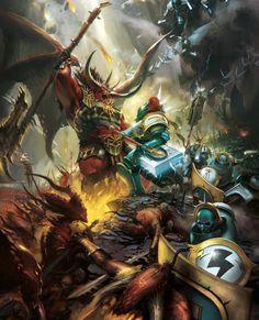 warhammer 40000 inquisitor martyr геймплей