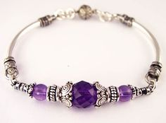 Image Detail for - Beaded Bracelets: Handmade Gemstone Silver Gold Copper Custom Wire ...