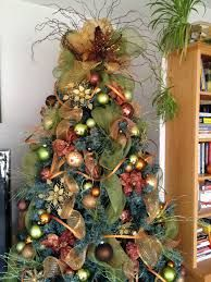 Image Result For Christmas Tree Ideas 2019 Christmas Time Mesh