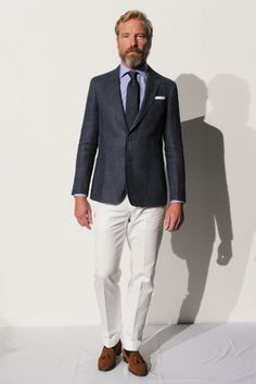 Ovadia and Sons Spring 2014 Men's Collection
