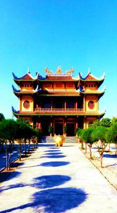 vietnam , danang city , trungviet kingdom