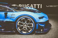 Bugatti Vision Gran Turismo.......