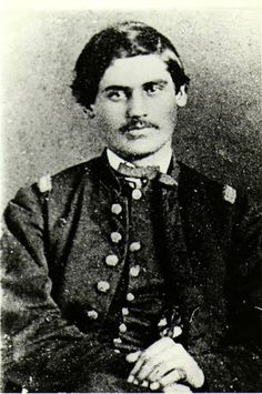 Jacob Parrott was the first recipient of the Medal of Honor, 151 years ago. Parrott was one of 22 men who infiltrated Confederate lines and hijacked a locomotive before being captured and imprisoned.  Parrott was severely beaten 110 times in an attempt to make him talk. He was later exchanged and taken to Washington DC, where he met President Lincoln and was presented with the Medal of Honor by Secretary of War Stanton. Parrott served with the Union Army for the rest of the war.