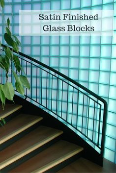 glass block wall design ideas adding unique accents to eco homes, Garten und erstellen